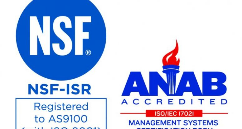 Registered to ISO 9001_ANAB